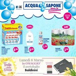 Catalogo Acqua e Sapone ( Per altri 6 giorni )