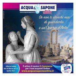 Catalogo Acqua e Sapone ( Scade domani )
