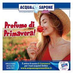 Catalogo Acqua e Sapone ( 2  gg pubblicati )