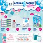 Offerte Profumeria e Bellezza nella volantino di Acqua e Sapone a Salerno ( Per altri 11 giorni )