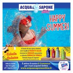 Catalogo Acqua e Sapone ( Per altri 7 giorni)