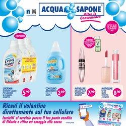 Catalogo Acqua e Sapone ( Per altri 3 giorni)