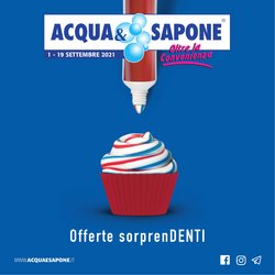 Catalogo Acqua e Sapone ( Per altri 2 giorni)