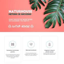 Offerte Profumeria e Bellezza nella volantino di NaturHouse a Macerata ( Più di un mese )