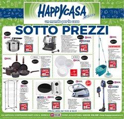Offerte Tutto per la casa e Arredamento nella volantino di Happy Casa a Milazzo ( Per altri 7 giorni )