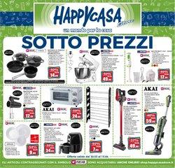 Offerte Tutto per la casa e Arredamento nella volantino di Happy Casa a Barletta ( Scade oggi )