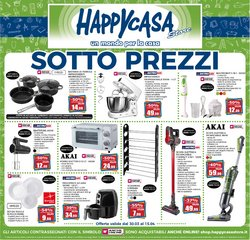 Catalogo Happy Casa ( Scade domani )