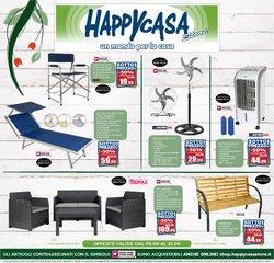 Offerte di Happy Casa nella volantino di Happy Casa ( Scaduto)