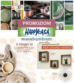 Catalogo Happy Casa ( Scade oggi)