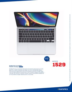 Offerte di MacBook Pro a Euronics