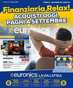 Catalogo Euronics a Messina ( 3  gg pubblicati )