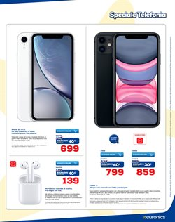 Offerte di IPhone a Euronics
