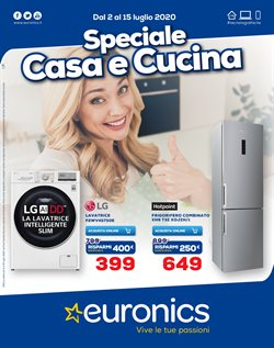 Catalogo Euronics a Messina ( 2  gg pubblicati )