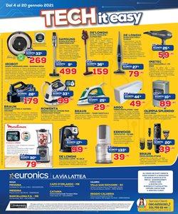Offerte di Piccoli Elettrodomestici a Euronics