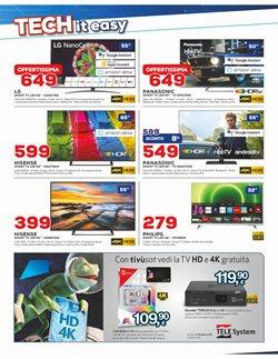Offerte di TV a Euronics
