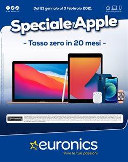 Offerte Elettronica e Informatica nella volantino di Euronics a Pisa ( Per altri 7 giorni )