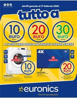 Offerte Elettronica e Informatica nella volantino di Euronics a Casamassima ( 2  gg pubblicati )