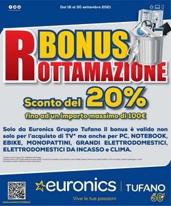 Offerte di Elettronica e Informatica nella volantino di Euronics ( Scade domani)