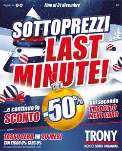 Catalogo Trony a Torino ( Scaduto )