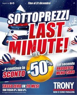 Catalogo Trony a Pistoia ( Scaduto )