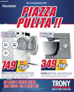 Catalogo Trony a Napoli ( Scade domani )