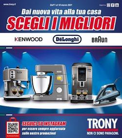 Offerte Elettronica e Informatica nella volantino di Trony a Vicenza ( Pubblicato ieri )