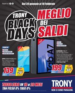 Catalogo Trony a Torino ( Pubblicato ieri )