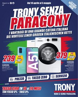 Catalogo Trony ( Pubblicato ieri )