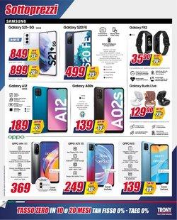 Offerte di Samsung nella volantino di Trony ( Per altri 2 giorni)