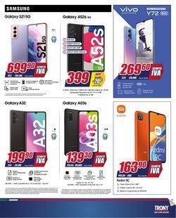 Offerte di Samsung nella volantino di Trony ( Per altri 8 giorni)