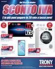 Catalogo Trony ( Pubblicato oggi )