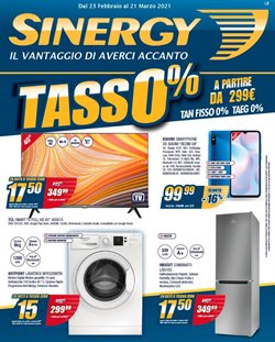 Catalogo Sinergy ( Scaduto )