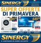 Catalogo Sinergy a Napoli ( Scaduto )