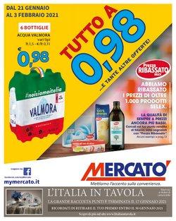 Offerte Iper Supermercati nella volantino di Mercatò a Cuneo ( 3  gg pubblicati )