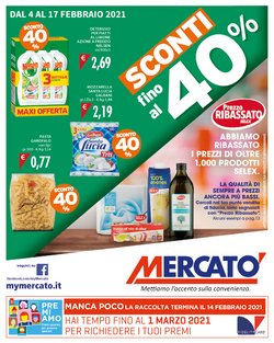 Catalogo Mercatò ( Scaduto )