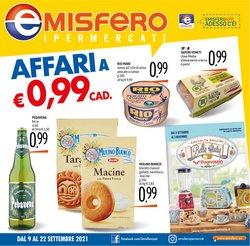 Offerte di Iper Supermercati nella volantino di Emisfero ( Per altri 2 giorni)