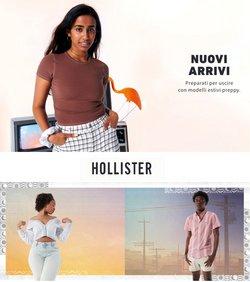 Offerte di Hollister nella volantino di Hollister ( Per altri 28 giorni)