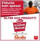 Catalogo Famila Superstore a Curtarolo ( Più di un mese )