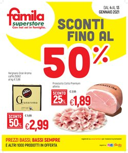 Catalogo Famila Superstore ( Scaduto )