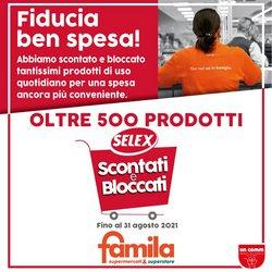 Offerte di Iper Supermercati nella volantino di Famila Superstore ( Più di un mese)