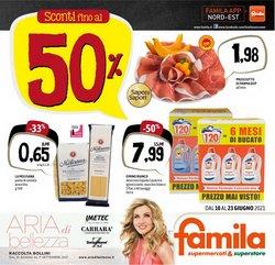 Offerte di Famila Superstore nella volantino di Famila Superstore ( Per altri 6 giorni)