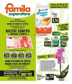 Offerte di Famila Superstore nella volantino di Famila Superstore ( Per altri 8 giorni)