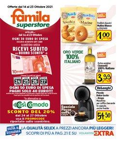 Offerte di Famila Superstore nella volantino di Famila Superstore ( Per altri 2 giorni)
