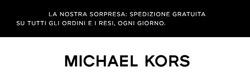 Offerte di Michael Kors nella volantino di Roma