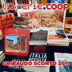 Offerte di Libreria e Cartoleria nella volantino di Librerie Coop ( Per altri 2 giorni)