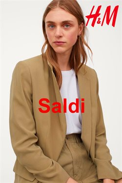 Offerte Abbigliamento, Scarpe e Accessori nella volantino di H&M a Giarre ( Per altri 13 giorni )