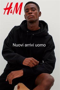 Offerte di Moda Uomo nella volantino di H&M ( Più di un mese)