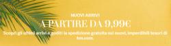 Offerte di H&M nella volantino di Cesena