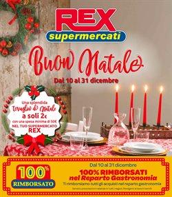 Offerte di Rex Supermercati nella volantino di Cinisello Balsamo