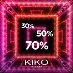 Catalogo Kiko ( Pubblicato oggi)